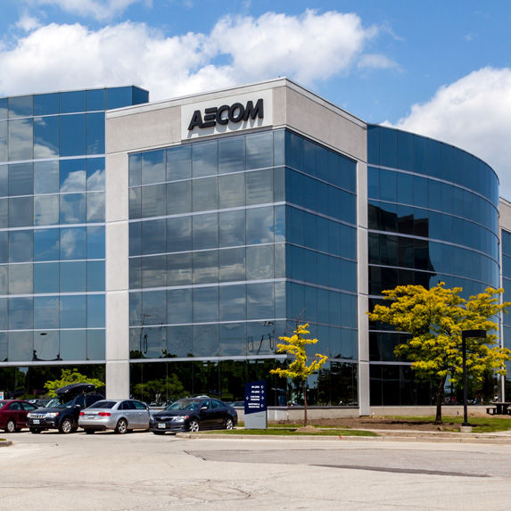 AECOM building