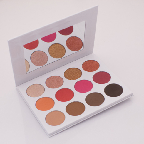 GiveFaceCosmetics Visage Palette