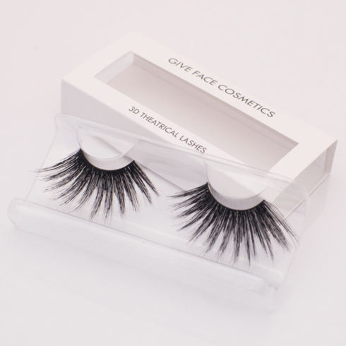 GiveFaceCosmetics Working Gal 3D Theatrical Lashes