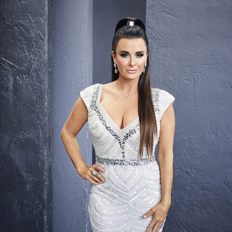 Kyle Richards Season 8 The Real Housewives of Beverly Hills