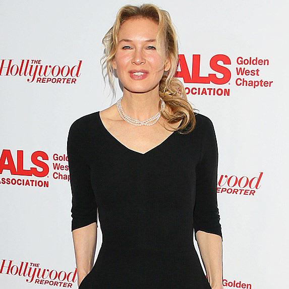 Renée Zellweger at a red carpet event