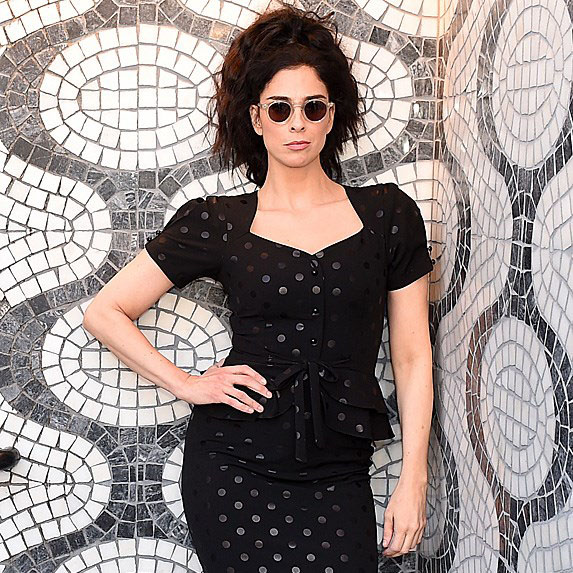 Sarah Silverman at a red carpet event