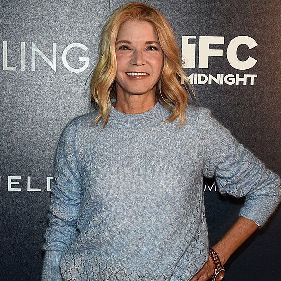 Candace Bushnell at an event