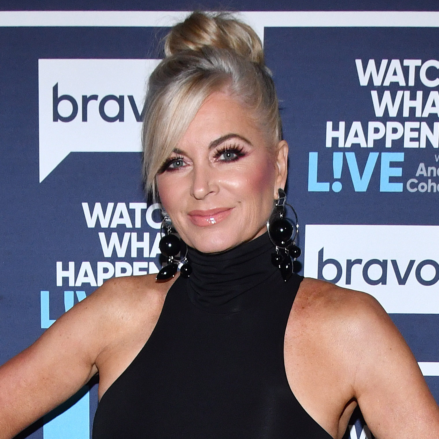 Eileen Davidson on the red carpet