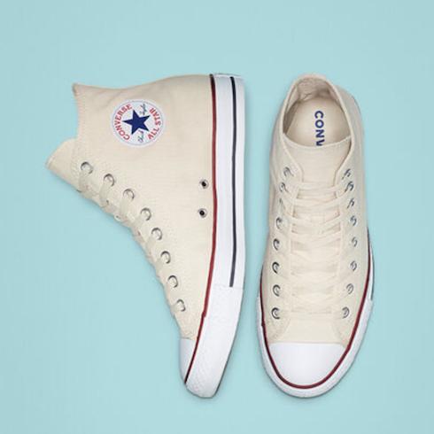 white converse sneaker shoe