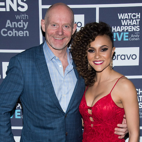 Michael and Ashley Darby on Watch What Happens Live