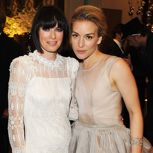Lena Headey and Piper Perabo reunited since filming Imagine Me and You