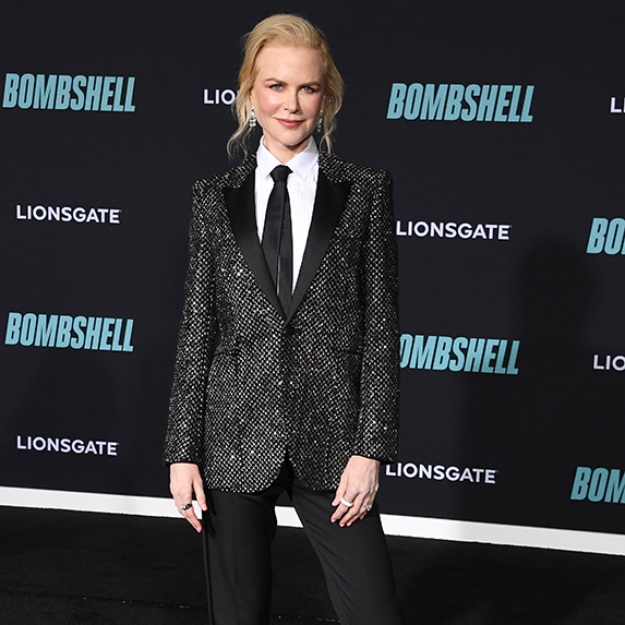 Nicole Kidman arrives at the Special Screening Of Liongate's