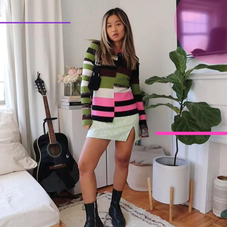 Rachel Wong style