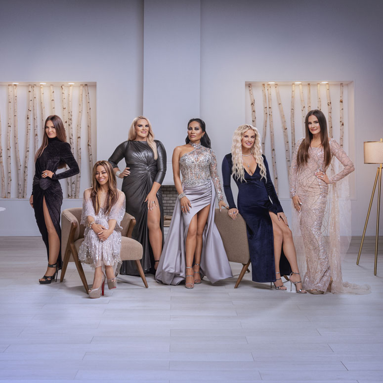 The Real Housewives of Salt Lake City cast