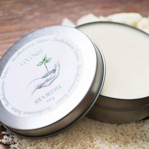 Bartholomew Sisters handmade natural vegan body butter
