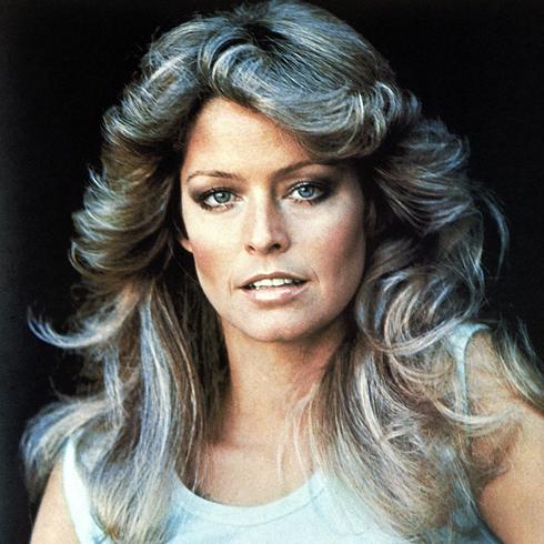 Farrah Fawcett photo from the '70s