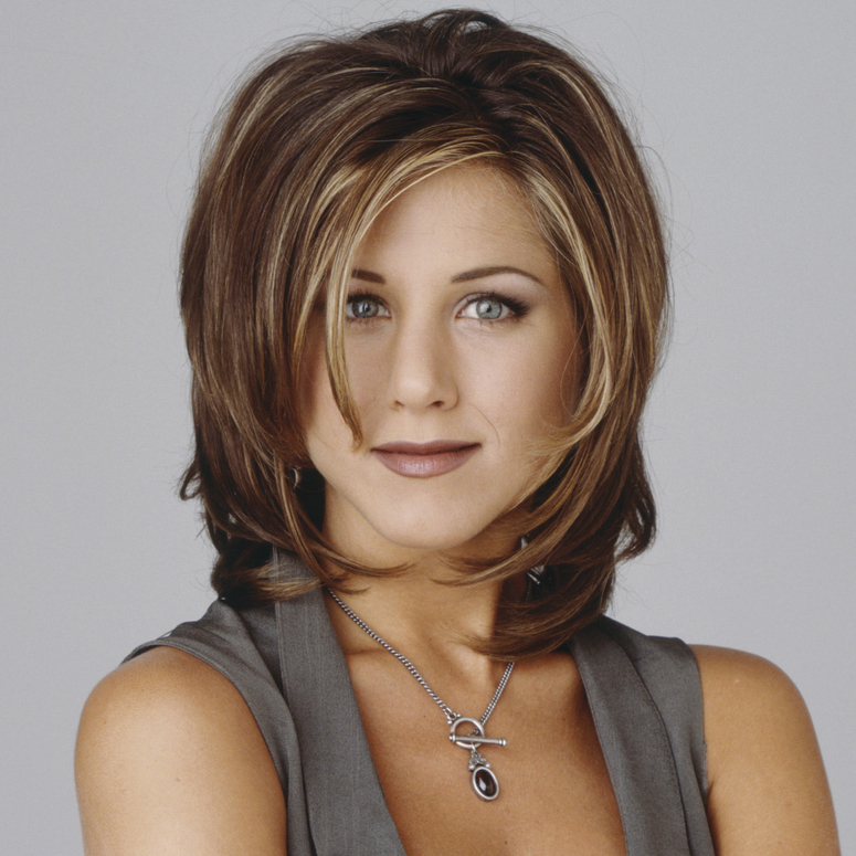 Jennifer Aniston Friends promo shot