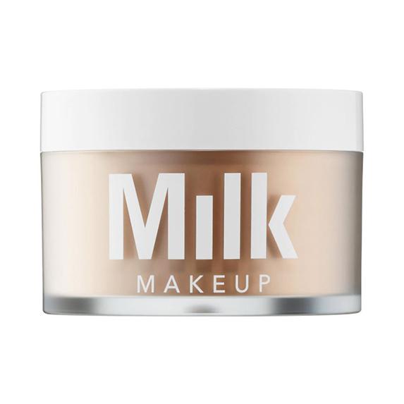 Milk makeup translucent light setting powder