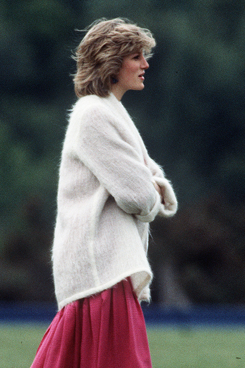 This undated photo shows Diana, Princess of Wales.