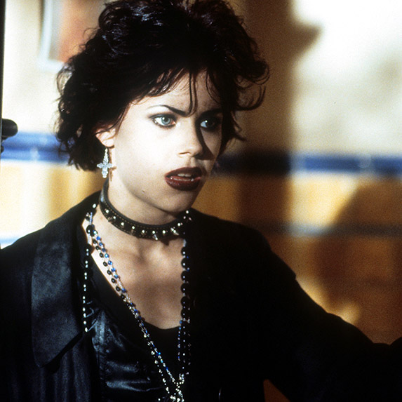 Fairuza Balk in a scene from the film 'The Craft', 1996.